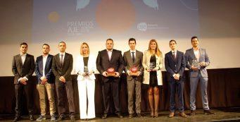 AJE Almeria entrega de premios
