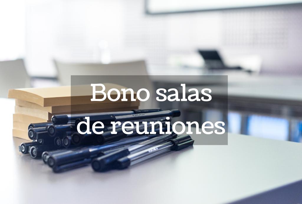 Bono salas de reuniones