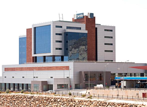 sala reuniones en Almería