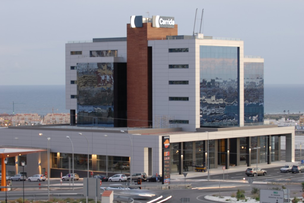 Centro de Negocios Almería Negocia Business Area