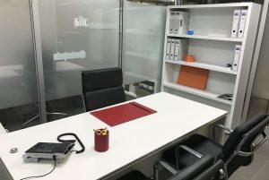 Oficina temporal Negocia Area