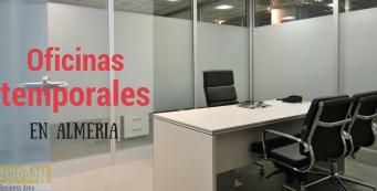 Oficinas temporales en Almería