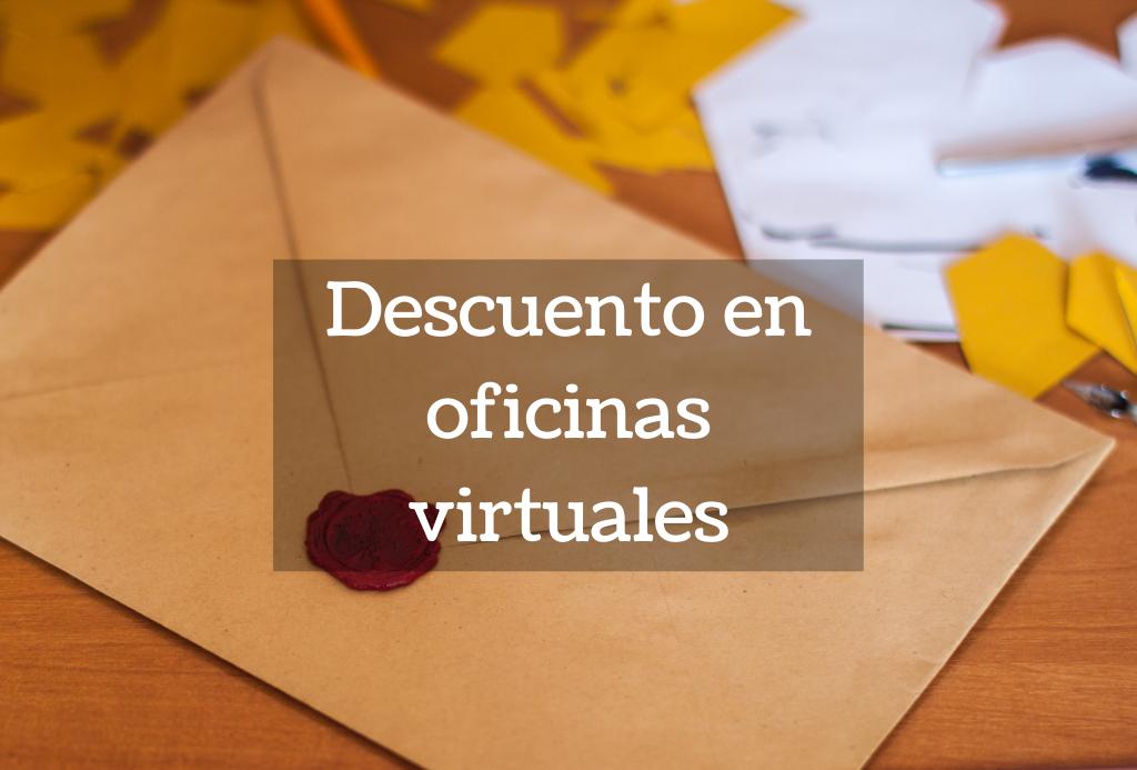 descuento en oficinas virtuales