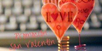 Promoción descuento San Valentín