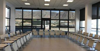 Sala de convenciones en Almería