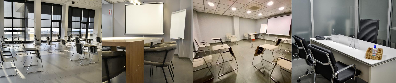 Salas de reuniones Almeria covid19