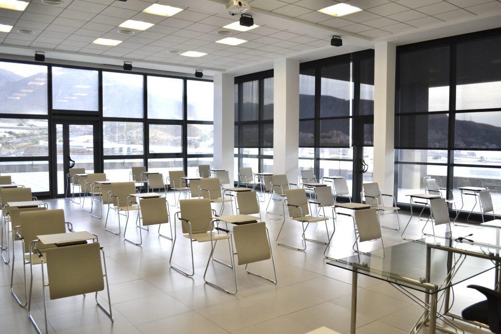 Salas de reuniones adaptadas al covid