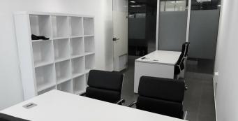Alquilar oficina en Almería