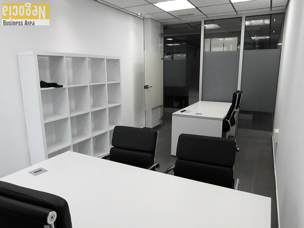 Alquilar oficina en almer a centro de negocios almer a for Oficina empleo almeria