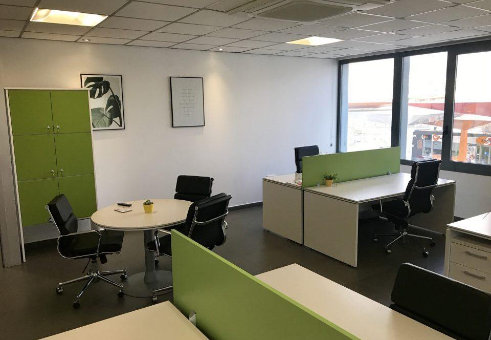 Servicios de negocia area centro de negocios almer a for Oficina empleo almeria