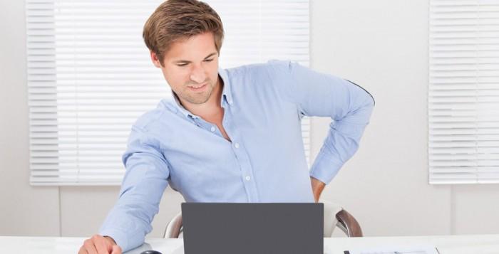 ergonomia en trabajos de oficina