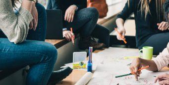 espacios flexibles de trabajo