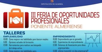 III Feria de las Oportunidades Profesionales