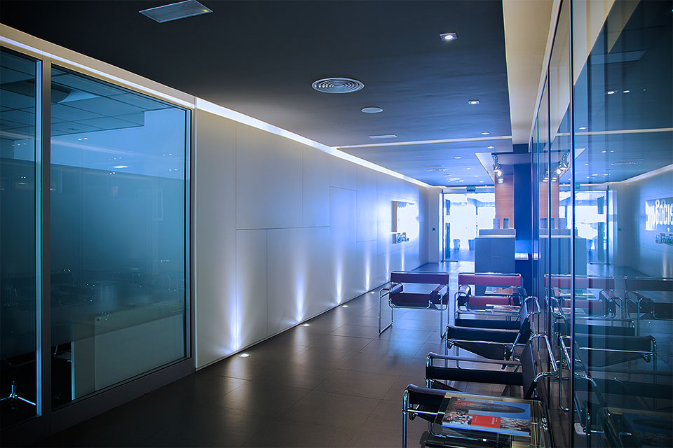 Oficinas virtuales en centro de negocios Negocia Area