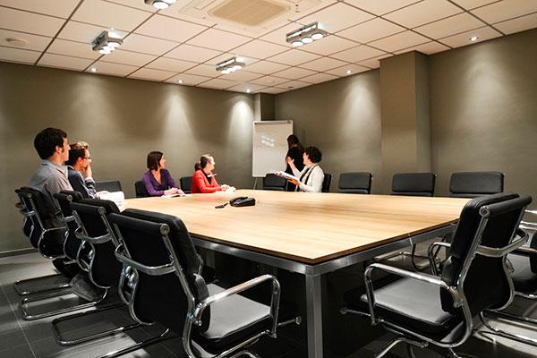 Salas de reuniones formación Almería